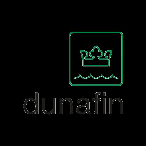 Dunafin logó