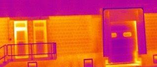 Termográfia - épület hőveszteségmérése
